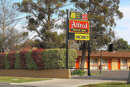 Alfred Motor Inn - Accommodation Find