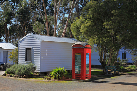 Shady Acres Caravan Park Ballarat - Accommodation Find