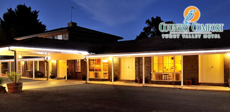 Country Comfort Tumut Valley Motel - Accommodation Find