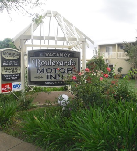 Boulevarde Motor Inn - Accommodation Find