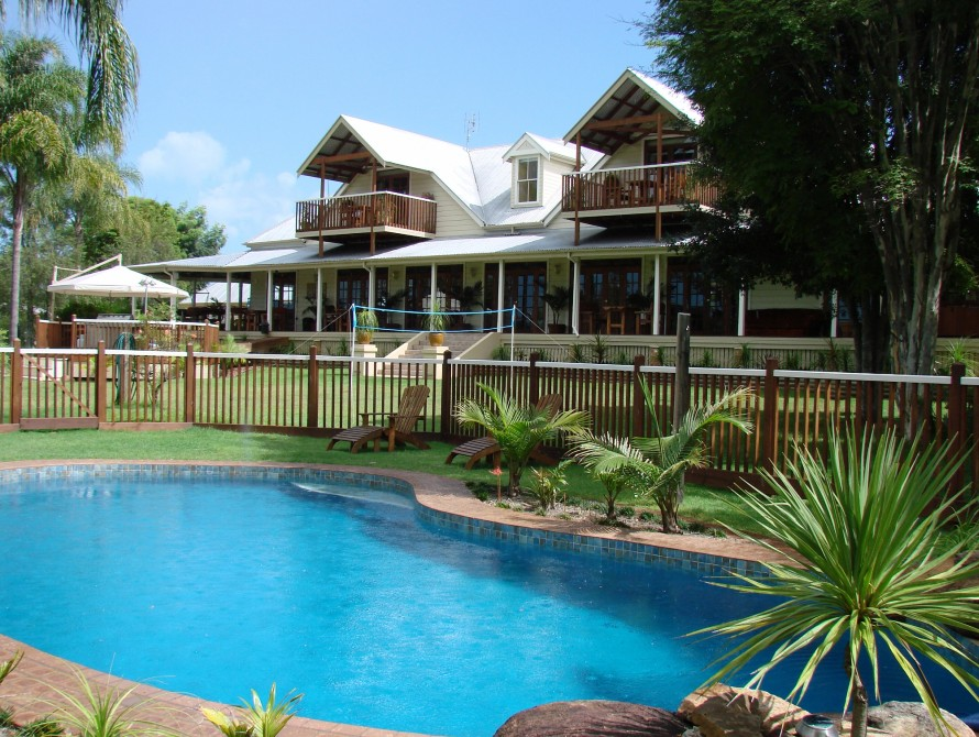 Clarence River Bed  Breakfast - Accommodation Find