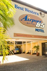 Best Western Airport 85 Motel - Accommodation Find