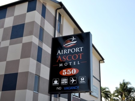Airport Ascot Motel - Accommodation Find