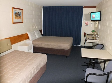 Central Motel - Accommodation Find