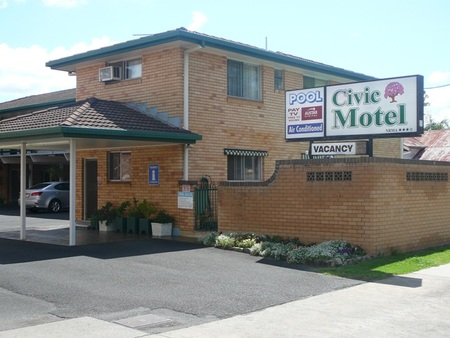 Civic Motel Grafton - Accommodation Find