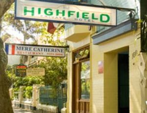Highfield Private Hotel - Accommodation Find