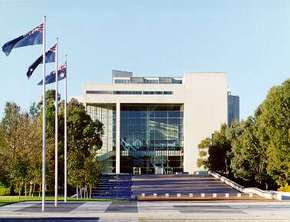 High Court of Australia Parkes Place - Accommodation Find