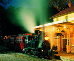 Puffing Billy - Accommodation Find