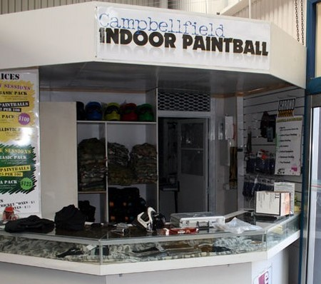 Campbellfield Indoor Paintball - Accommodation Find