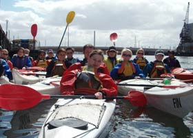 Sea Kayak Melbourne And Victoria - Accommodation Find