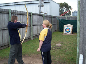 Bairnsdale Archery Mini Golf  Games Park - Accommodation Find