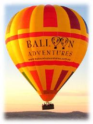 Balloon Adventures Barossa Valley - Accommodation Find