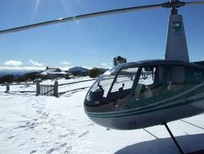 Alpine Helicopter Charter Scenic Tours - Accommodation Find