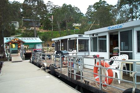 Clyde River Houseboats - Accommodation Find