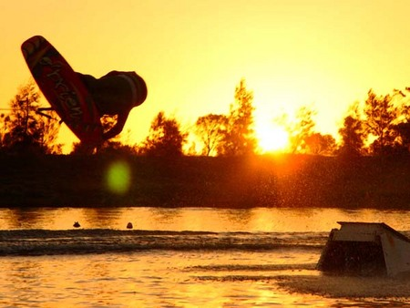 Bonney's WA Water Ski Park - Accommodation Find