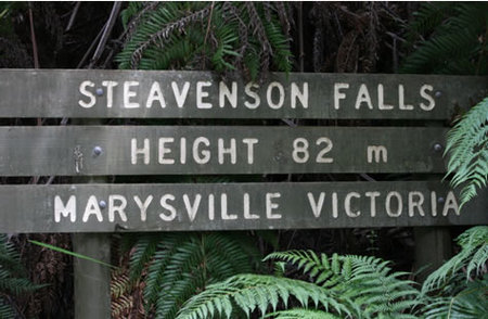 Stevensons Falls - Accommodation Find