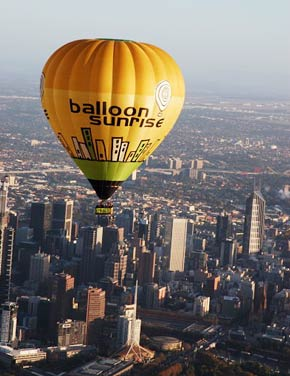 Balloon Sunrise Hot Air Ballooning - Accommodation Find