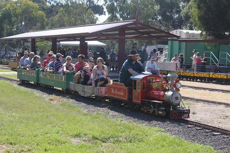 Altona Miniture Railway - Accommodation Find