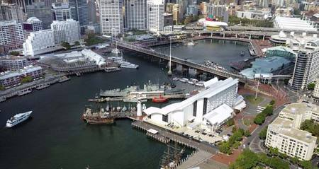 The Australian National Maritime Museum - Accommodation Find