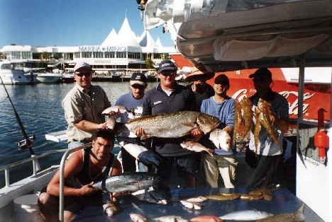 True Blue Fishing Charters - Accommodation Find