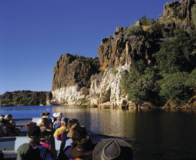 Geikie Gorge National Park - Accommodation Find