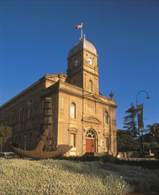 The Albany Town Hall - Accommodation Find