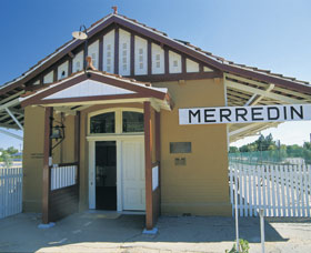Merredin Railway Museum - Accommodation Find