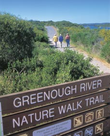 Greenough River Mouth and Devlin Pool - Accommodation Find