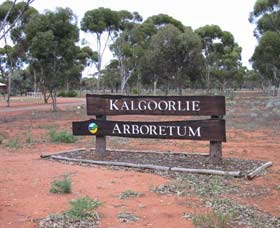 Kalgoorlie Arboretum - Accommodation Find