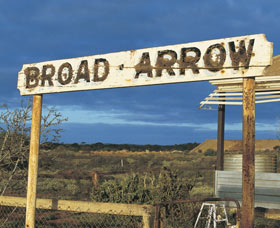 Broad Arrow - Accommodation Find