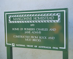 Mangowine Homestead - Accommodation Find