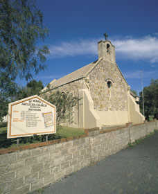 St Mary's Anglican Church - Accommodation Find