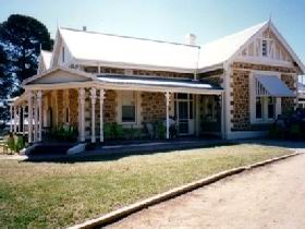The Pines Loxton Historic House and Garden - Accommodation Find