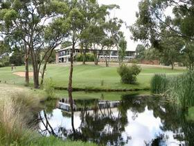 Flagstaff Hill Golf Club and Koppamurra Ridgway Restaurant - Accommodation Find