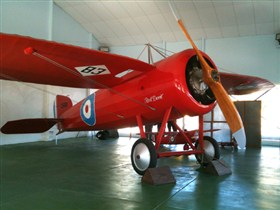 Captain Harry Butler Red Devil Monoplane Memorial - Accommodation Find