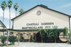 Chateau Dorrien Winery - Accommodation Find