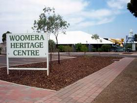 Woomera Heritage and Visitor Information Centre - Accommodation Find