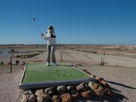 Coober Pedy Opal Fields Golf Club - Accommodation Find