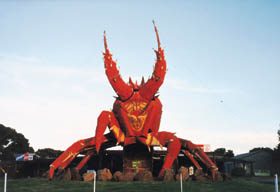 The Big Lobster - Accommodation Find