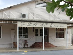 Drill Hall Emporium - The - Accommodation Find