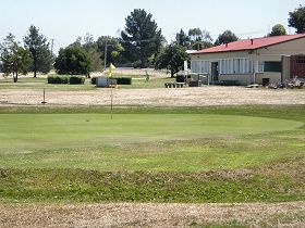 Campbell Town Golf Club - Accommodation Find