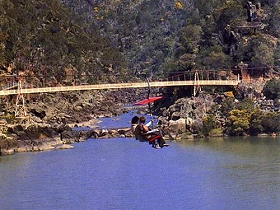 Launceston Cataract Gorge  Gorge Scenic Chairlift - Accommodation Find