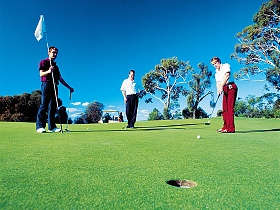 Huon Heights Public Golf Course - Accommodation Find