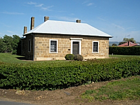 Oatlands Court House - Accommodation Find