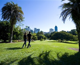 City Botanic Gardens - Accommodation Find