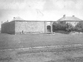 Oatlands Gaol House - Accommodation Find
