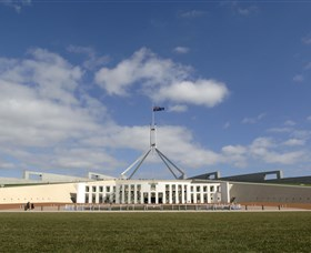 Parliament House - Accommodation Find
