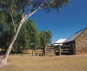 Alice Springs Telegraph Station Historical Reserve - Accommodation Find
