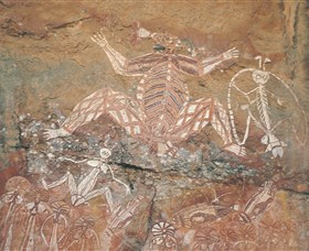 Nourlangie Rock Art Site - Accommodation Find
