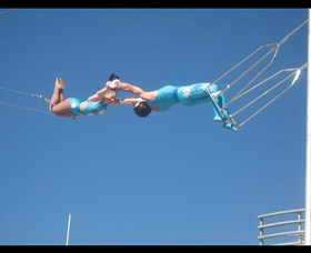 Trix Circus Flying Trapeze - Accommodation Find